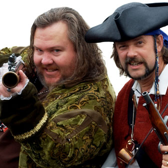 Talk Like a Pirate Founders