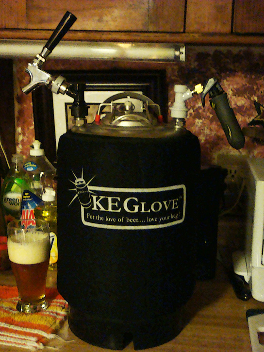 HollyCornblog's Keg