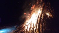 New Year's Eve Bonfire-2016